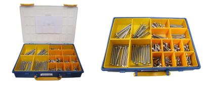 Picture of Bolts Hexagon Kit 6mm x 12mm to 85mm Stainless (Kit)