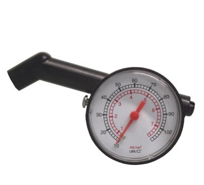 Picture of Angle Head Pressure Gauge 10 to 110 PSI
