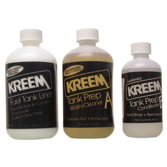 Picture of Kreem Combo-Pak includes fuel tank liner & tank prep