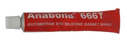 Picture of Clear Instant Gasket RTV Silicone (25g tube) (25g)