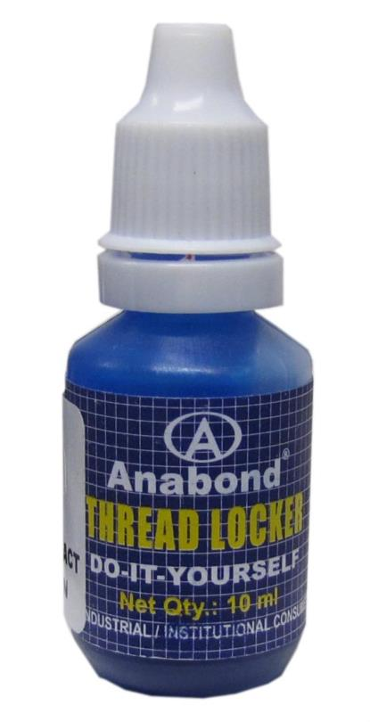 Picture of Anabond Thread Lock, stops bolts, screws & nuts loosing (10ml)
