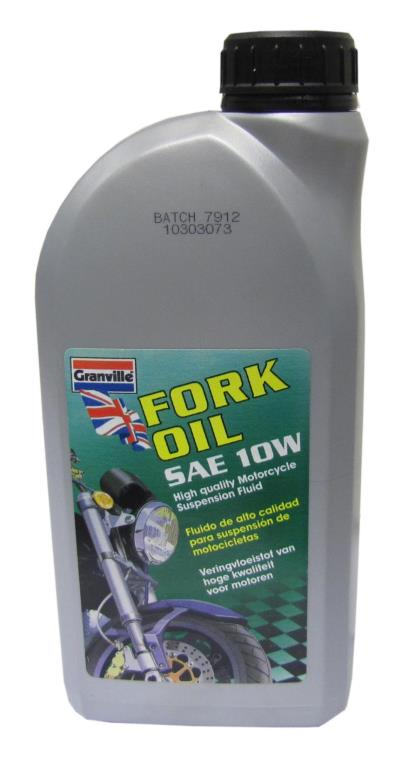 Picture of Fork Oil SAE 10W