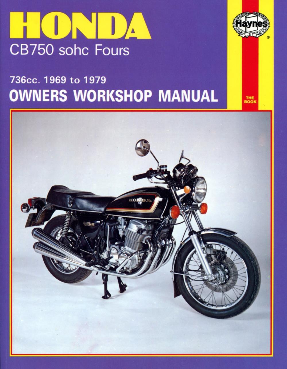 Image is loading Workshop-Manual-Honda-CB750-K1-7-F1-2-