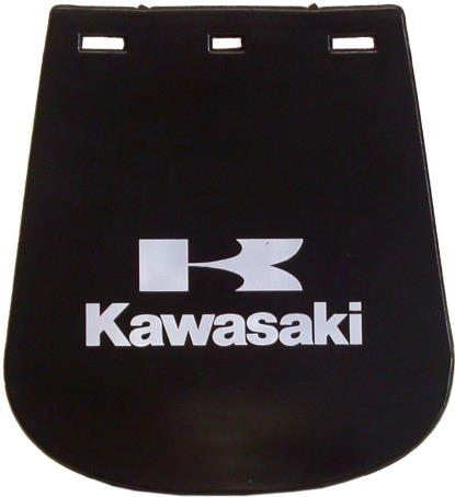 Picture of Mudflap Small Kawasaki 120mm x 165mm