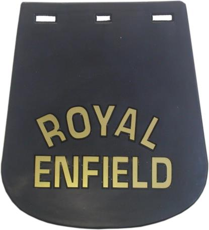 Picture of Mudflap Small Royal Enfield 120mm X 165mm