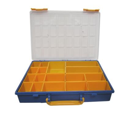 Picture of Plastic Container, Tray 17 Compartments 340mm x 250mm