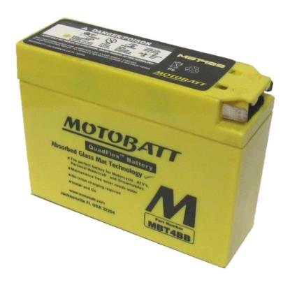 Picture of Battery MBT4BB Fully Sealed CT4B-5, CT4B-BS(20)