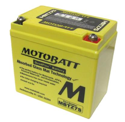 Picture of Battery MBTZ7S Fully Sealed CT6B-3, CTZ-7S(10)