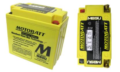 Picture of Battery (Motobatt) for 1947 BSA A7 (497cc)