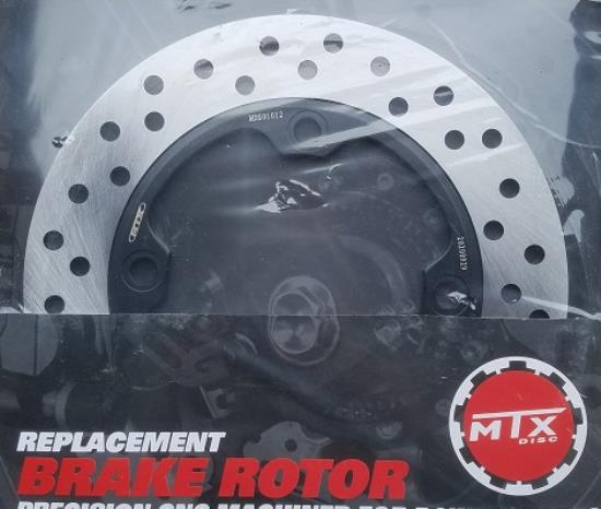 Picture of Disc Rear Honda CBR250, 400RR, CB, CBR600F, CBR900RR, VTR1000SP-1
