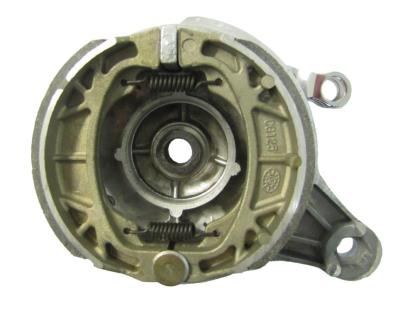 Picture of Rear Brake Plate using 210303 brake shoes