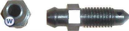 Picture of Nipples Caliper Bleed 7mm-1mm Stainless (Per 5)