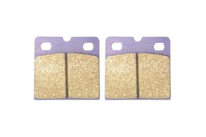 Picture of Brake Disc Pads Front L/H Kyoto for 1974 Laverda 750 SFC2 (Disc Brake Model) (17000 Batch)