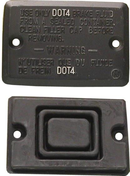 Picture of Master Cylinder Cap Honda 45513-MB4-673 (70mm x 48mm) (54mm) (Set)
