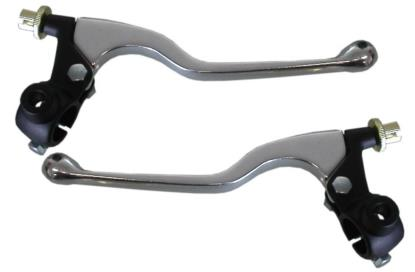 Picture of Lever Assembly Alloy with Mirror Boss (Pair)