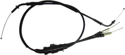 Picture of Throttle Cable Complete for 1998 Yamaha WR 400 FK (4T) (5BF2)