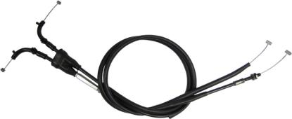 Picture of Throttle Cable Complete for 1996 Yamaha TDM 850 (Mark.2) (4TX1)
