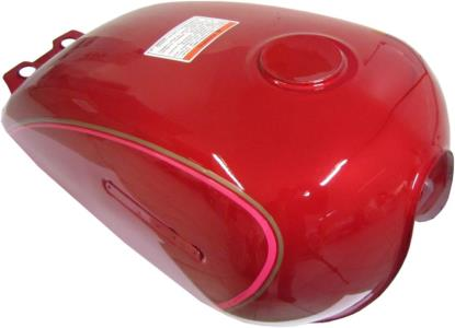 Picture of Petrol Tank for 1985 Suzuki GN 250 F