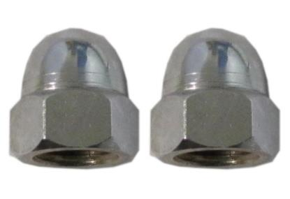 Picture of Nut Chrome Acorn 10mm (Per 2)