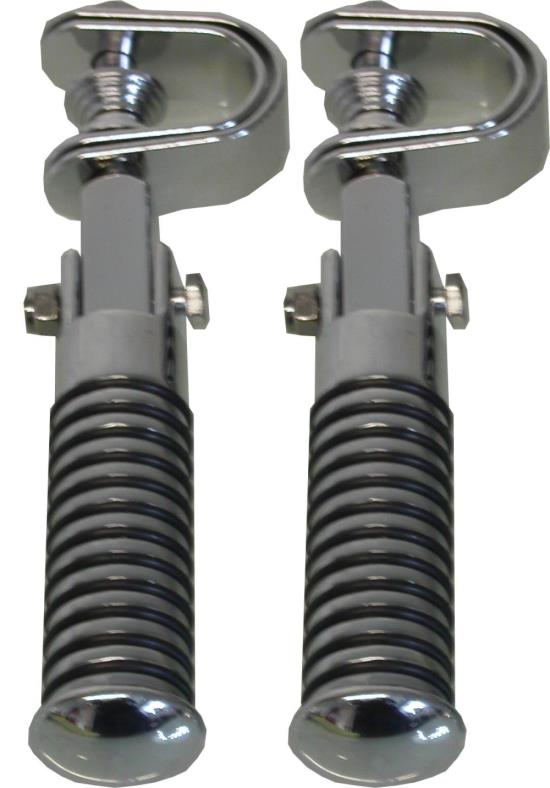 Picture of Footrests Clamp On Sundance O-Ring Style (Pair)