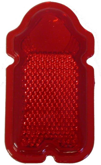 Picture of Taillight Lens Tombstone 114mmx 62mm