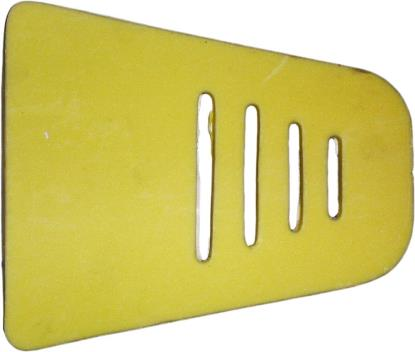 Picture of Tank Pad Medium Yellow