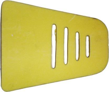 Picture of Tank Pad Medium Yellow