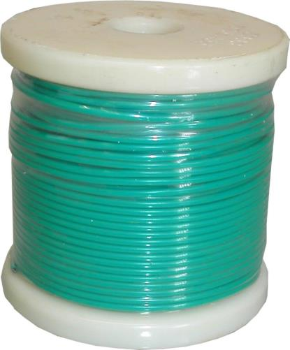 Picture of Single Electrical Cable Green O.D 2.50mm (50 Mtrs)