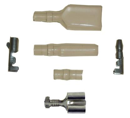 Picture of Connectors Male Bullet with Female & Covers (Kit)