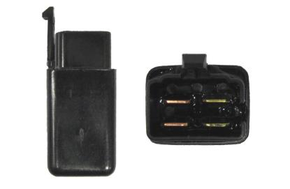 Picture of Relay 12v 30 Amp 4 Pin Male Connector