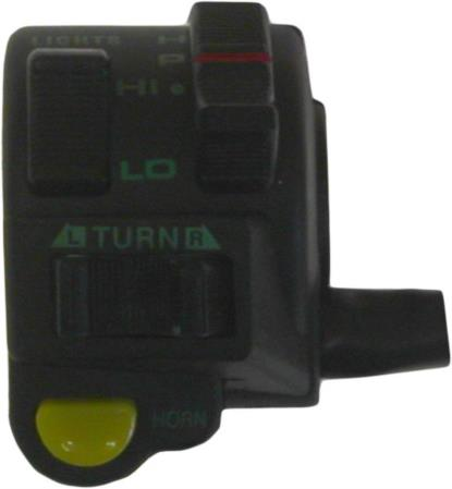 Picture of Handlebar Switch Left Hand Honda MT50, CG125 Brazil
