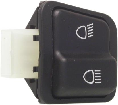 Picture of Handlebar Switch Dimmer Honda ANF125