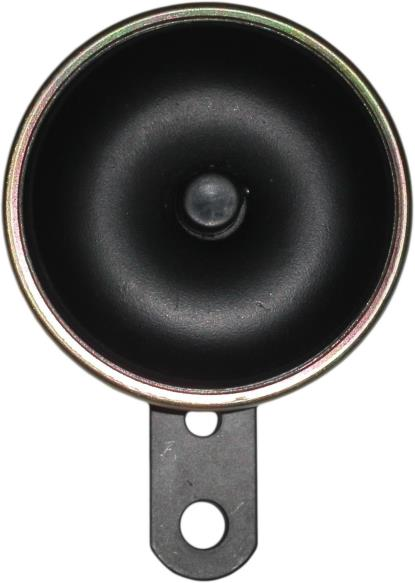 Picture of Horn 12 Volt Black O.D.75mm