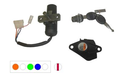 Picture of Ignition Switch & Seat Lock Aprilia SR50 2005-on Carburettor Model