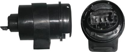 Picture of Flasher Relay Honda 3 Pin Block