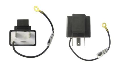 Picture of Flasher Can 12v 3 Pin use with all LED indicators