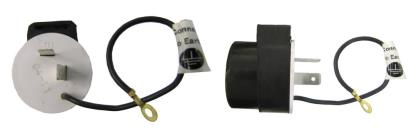 Picture of Flasher Can 12v 2 Pin use with LED indicators