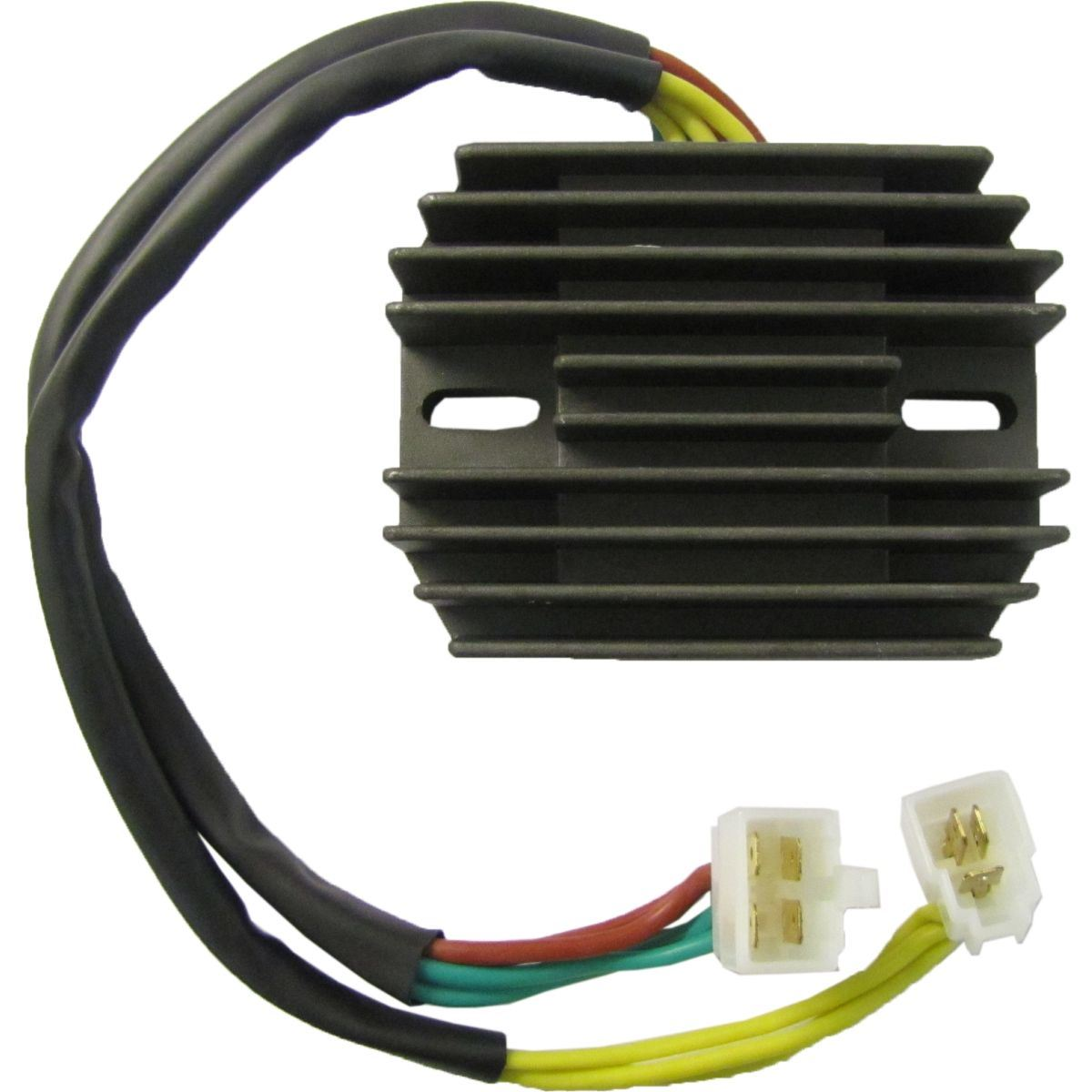 Honda Regulator Rectifier Wiring Electrical Diagrams Diagram Vfr750 Vf750 7 Wires Sh538d 13 Ebay Cb 750