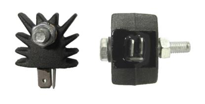 Picture of Rectifier 3 male spade connecters with single bolt mount