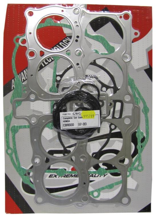 Picture of Part Set Honda CBR600F 87-90 (No Rocker Gasket & Stem Seals)