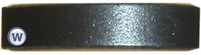 Picture of Woodruff Key Thickness 3.00mm, Height 2.30mm, Length 12.60mm (Per 5)