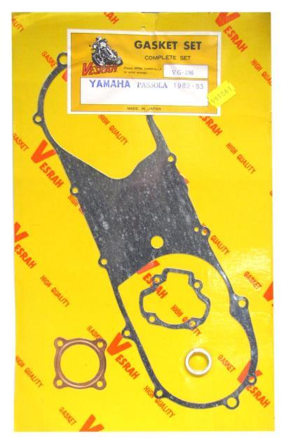 Picture of Full Set Yamaha SA50ME Passola 1982-1986