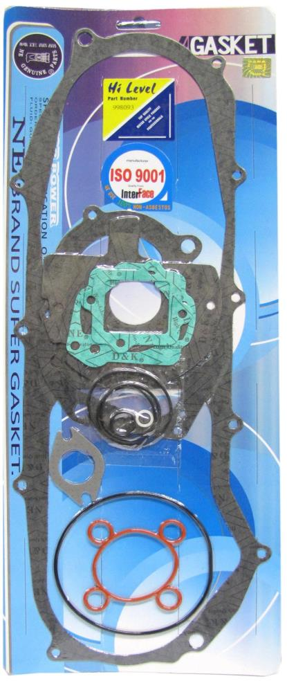 Picture of Gasket Set Full for 2010 Yamaha YQ 50 Aerox (1BX1)