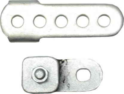 Picture of Rubber Mounted Bracket Adjustable ideal for exhaust