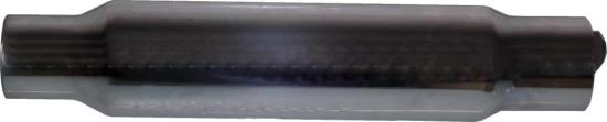 Picture of Exhaust Silencer 35mm-45mm Shorty 12'' Long Universal