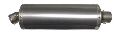 Picture of Exhaust Titanium Round Tailpipe for 4T(50mm push-on)