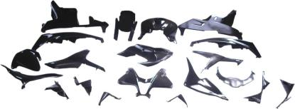 Picture of Fairing Complete Honda CBR600RR 2007-2008 (Black-12)