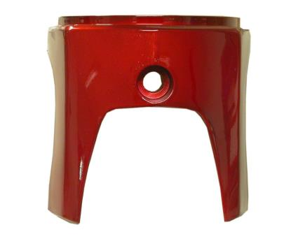 Picture of Front Fork Centre Cover Red Honda C90 Cub