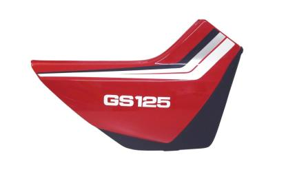 Picture of Side Panels Suzuki GS125 Red (Pair)