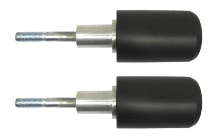 Picture of Frame Sliders Black (Pair)